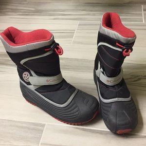 Columbia Snow Boots Boys Youth